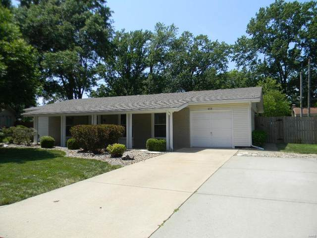 613 Sunset Drive, Edwardsville, IL 62025 (#20051165) :: The Becky O'Neill Power Home Selling Team