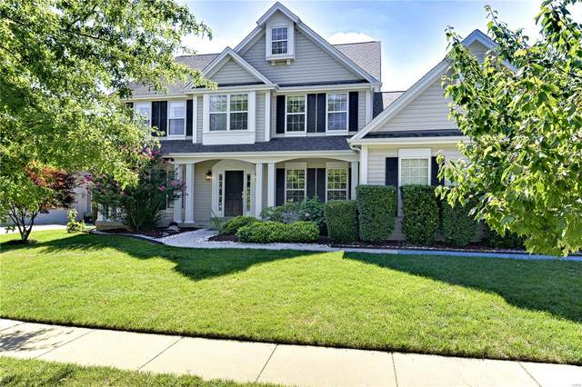 14751 Thornhill Terrace Drive, Chesterfield, MO 63017 (#20051279) :: The Becky O'Neill Power Home Selling Team