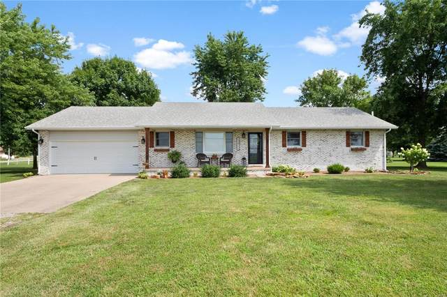 12911 Daiber Road, Highland, IL 62249 (#20052115) :: The Becky O'Neill Power Home Selling Team