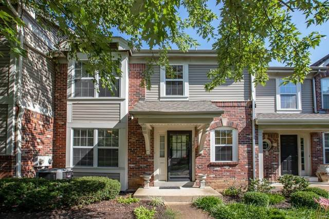 15811 Newton Ridge Drive, Chesterfield, MO 63017 (#20053639) :: Clarity Street Realty
