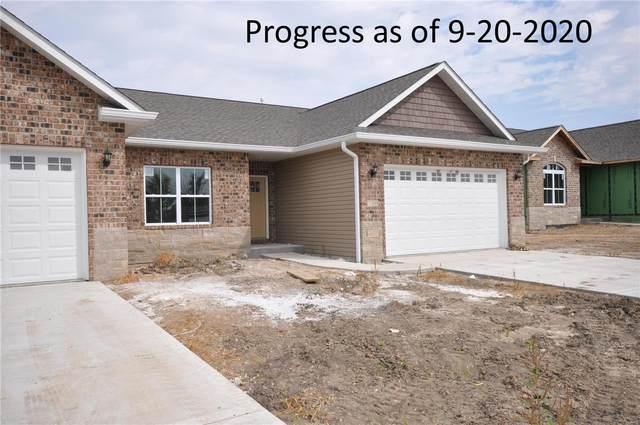 7109 Remington Villa Drive, Maryville, IL 62062 (#20053923) :: Tarrant & Harman Real Estate and Auction Co.