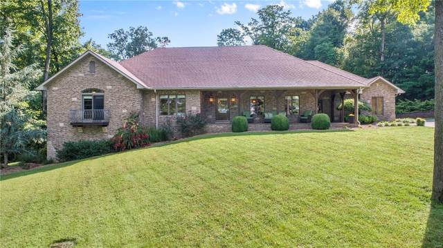 161 Six Shooter Drive, Jackson, MO 63755 (#20055444) :: The Becky O'Neill Power Home Selling Team