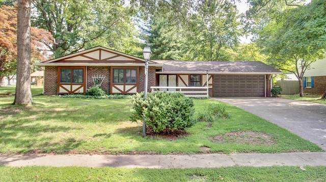 208 Derbyshire, Swansea, IL 62226 (#20056138) :: The Becky O'Neill Power Home Selling Team