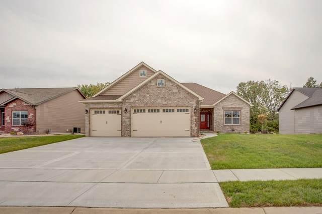204 Smola Woods, Glen Carbon, IL 62034 (#20058499) :: Kelly Hager Group   TdD Premier Real Estate