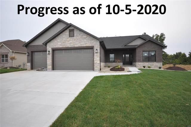 208 Smola Woods, Glen Carbon, IL 62034 (#20058568) :: Walker Real Estate Team