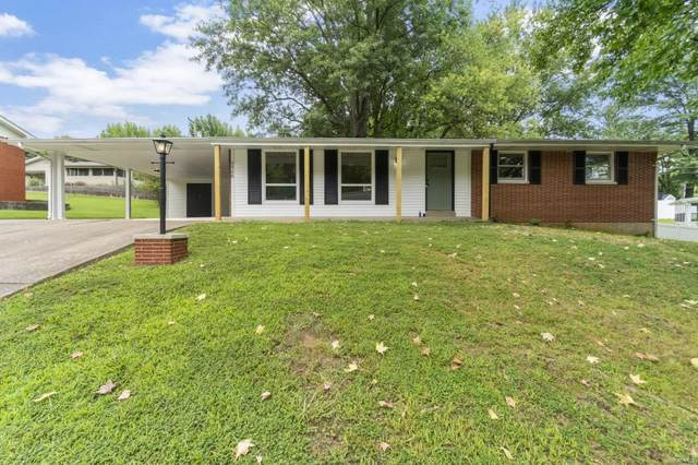 2506 Peach Tree Street, Cape Girardeau, MO 63701 (#20059177) :: Parson Realty Group