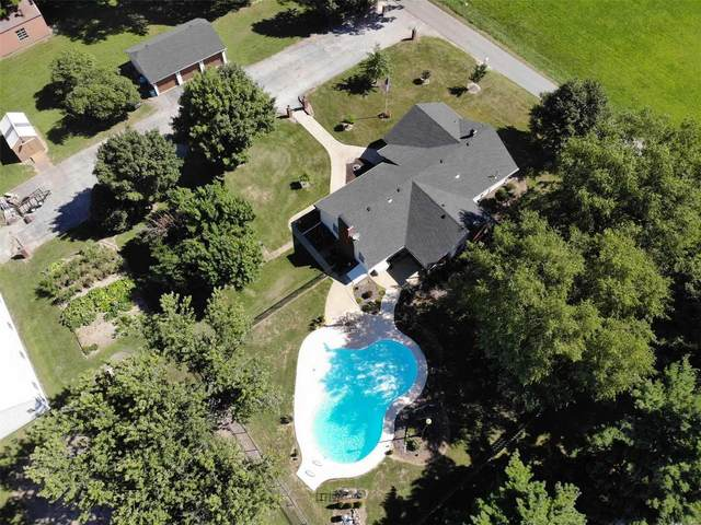 2 Berry Lane, Wood River, IL 62095 (#20059277) :: Parson Realty Group