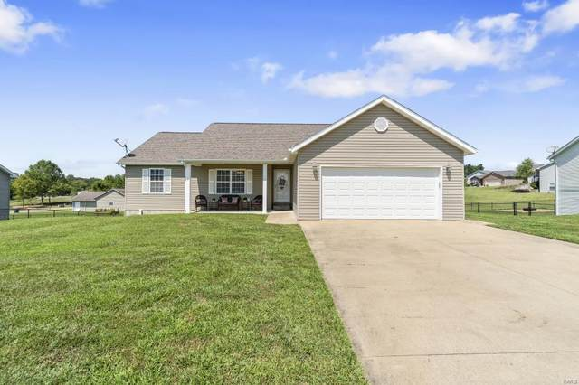 386 Stonewall, Jackson, MO 63755 (#20059636) :: Parson Realty Group