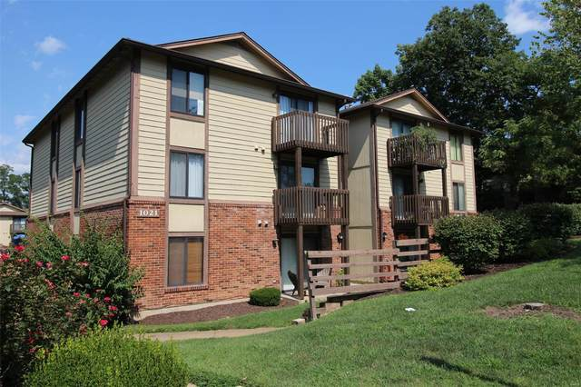 1021 Adworth Drive A, St Louis, MO 63125 (#20060759) :: Clarity Street Realty