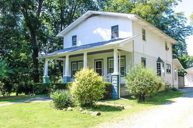 113 N Wilson Heights Road, Collinsville, IL 62234 (#20060925) :: Hartmann Realtors Inc.