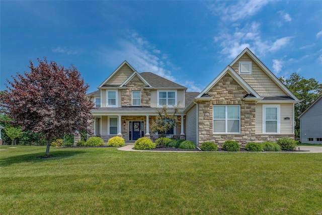 120 Woodspur Drive, Wentzville, MO 63385 (#20062700) :: Parson Realty Group