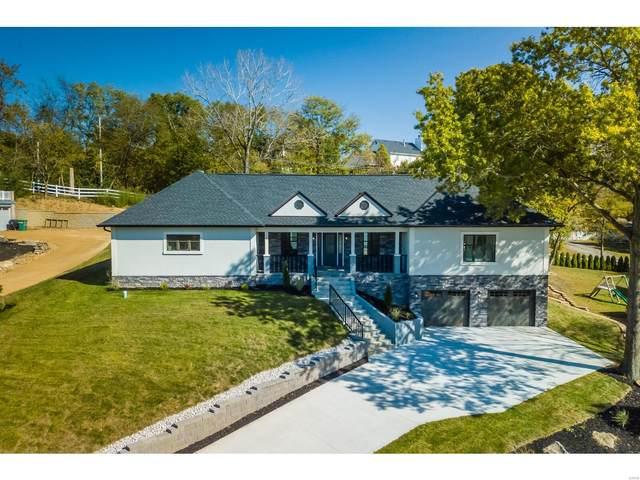 5912 Oakville Woods, St Louis, MO 63129 (#20064628) :: Clarity Street Realty