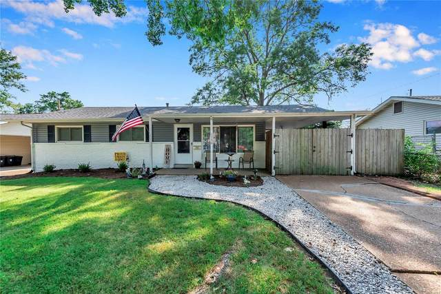 1750 Jenkee Avenue, Florissant, MO 63031 (#20065357) :: The Becky O'Neill Power Home Selling Team
