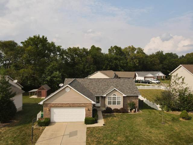206 Sun Valley Drive, Smithton, IL 62285 (#20066659) :: The Becky O'Neill Power Home Selling Team