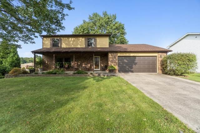 2205 Kent Drive, Cape Girardeau, MO 63701 (#20067120) :: Kelly Hager Group   TdD Premier Real Estate