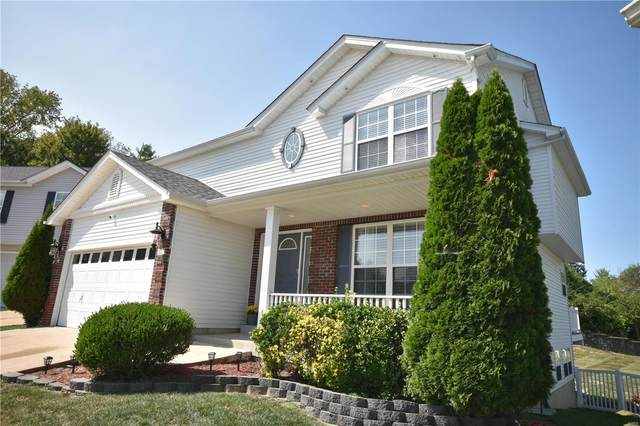 327 Winter Lake Ct., Fenton, MO 63026 (#20068805) :: The Becky O'Neill Power Home Selling Team