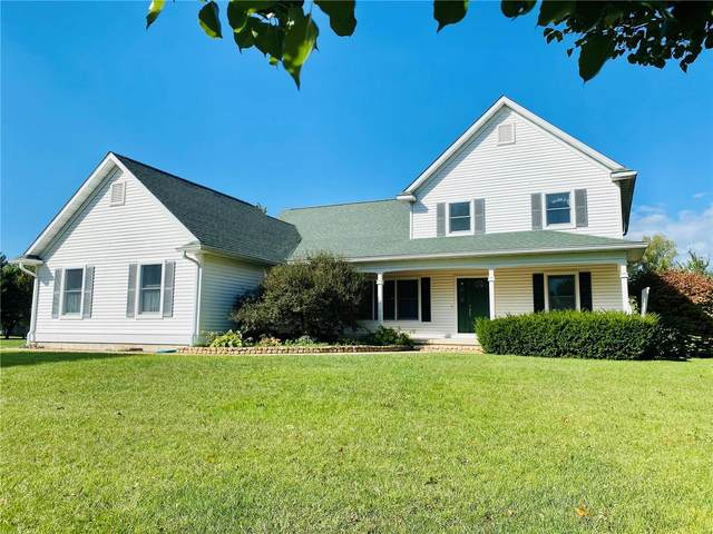 81 S Columbus St, Montgomery City, MO 63361 (#20069000) :: The Becky O'Neill Power Home Selling Team