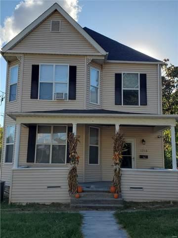1216 W 9th Street, Alton, IL 62002 (#20072140) :: Kelly Hager Group | TdD Premier Real Estate