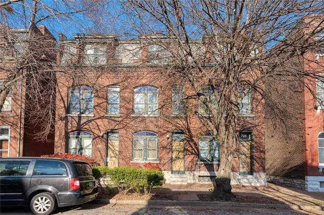 725 Shenandoah Avenue H, St Louis, MO 63104 (#20072291) :: Parson Realty Group