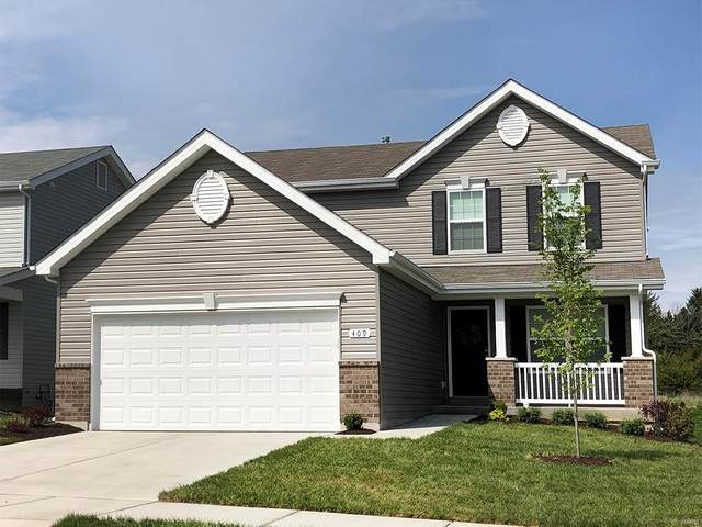 1 Berwick @ Manors @ Lexington Road, Wentzville, MO 63385 (#20072466) :: Parson Realty Group