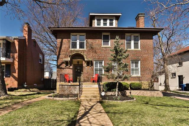 7037 Cornell Avenue, St Louis, MO 63130 (#20072723) :: Terry Gannon | Re/Max Results