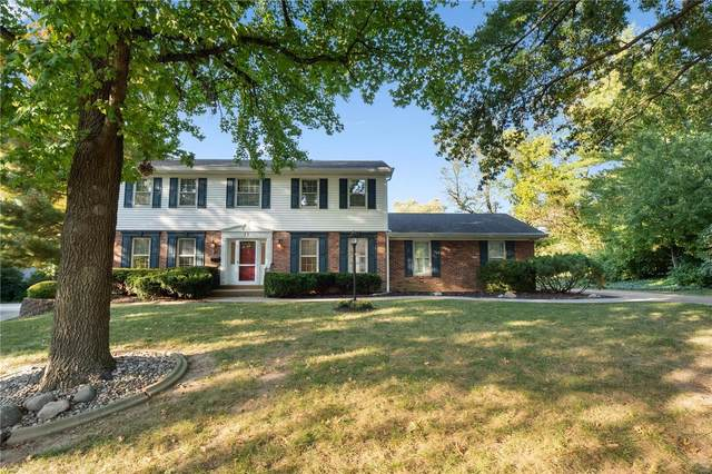 33 Springfield Court, St Louis, MO 63122 (#20072770) :: Kelly Hager Group | TdD Premier Real Estate
