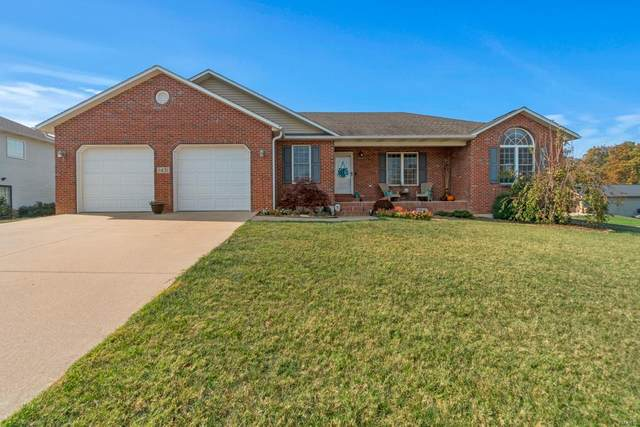 1431 Holly Drive, Cape Girardeau, MO 63701 (#20072868) :: PalmerHouse Properties LLC