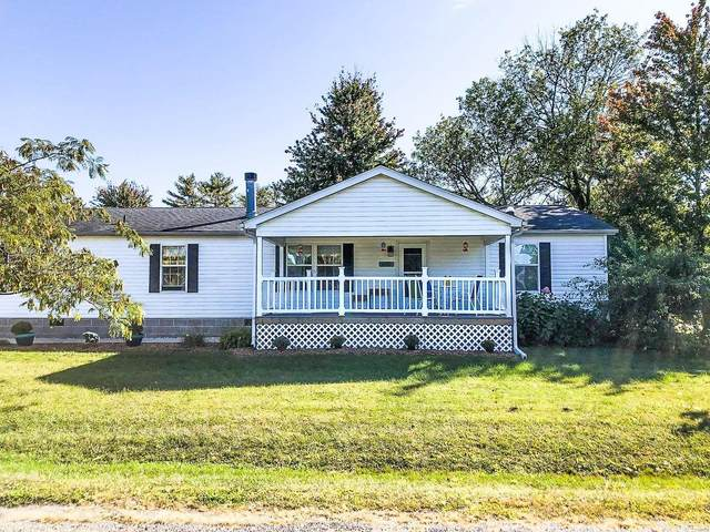 600 E Colfax Street, MOUNT OLIVE, IL 62069 (#20073003) :: The Becky O'Neill Power Home Selling Team