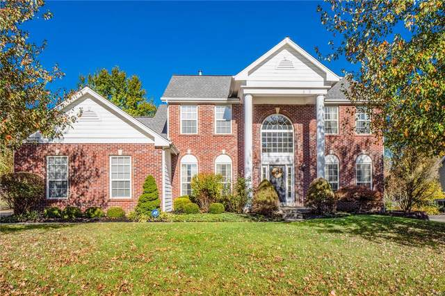 17821 Wilderness Cliff, Wildwood, MO 63005 (#20074233) :: Clarity Street Realty