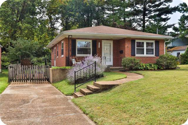 7322 Nottingham Avenue, St Louis, MO 63119 (#20074335) :: PalmerHouse Properties LLC