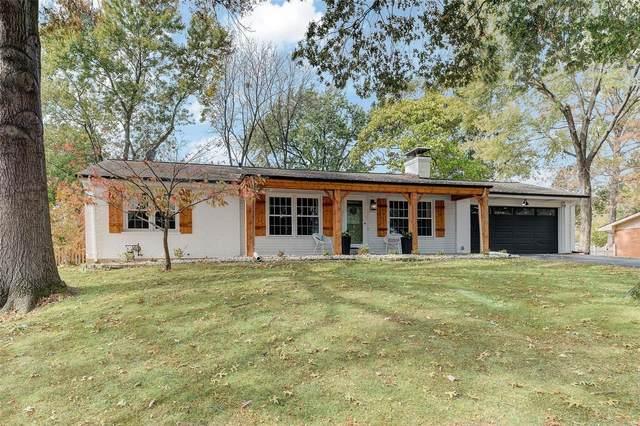 10158 Carolynne Drive, Unincorporated, MO 63128 (#20075029) :: Walker Real Estate Team