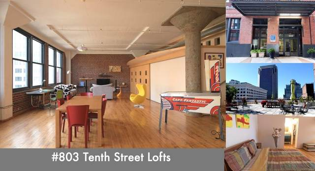 1010 Saint Charles Street #803, St Louis, MO 63101 (#20075080) :: Tarrant & Harman Real Estate and Auction Co.