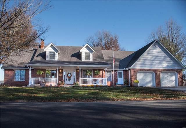 204 Cortner Drive, Smithton, IL 62285 (#20075666) :: Parson Realty Group