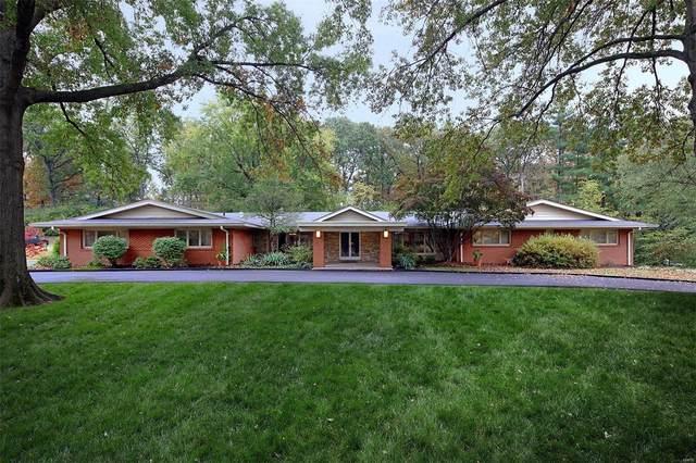 76 Ladue Estates, St Louis, MO 63141 (#20076147) :: Parson Realty Group