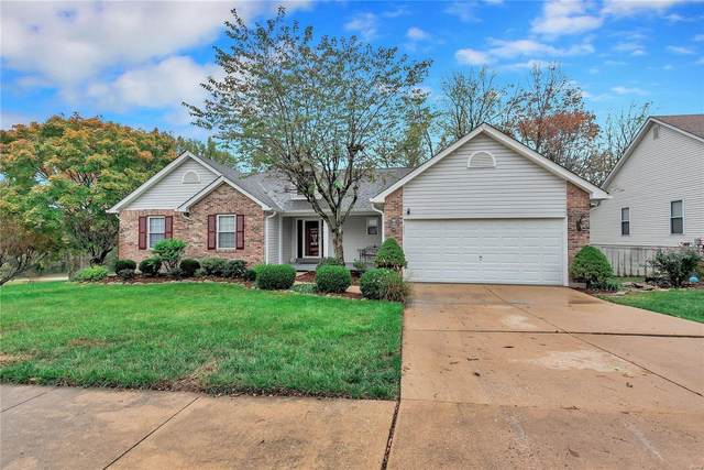 35 Fawn Valley Circle, Saint Peters, MO 63376 (#20076325) :: Parson Realty Group