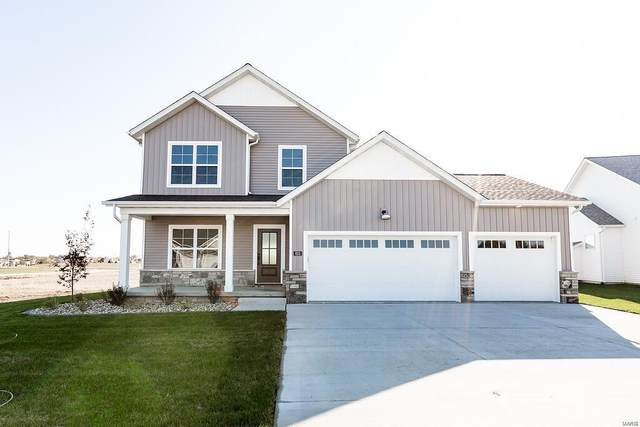 653 Fairway Wood Drive, O'Fallon, IL 62269 (#20079718) :: Fusion Realty, LLC