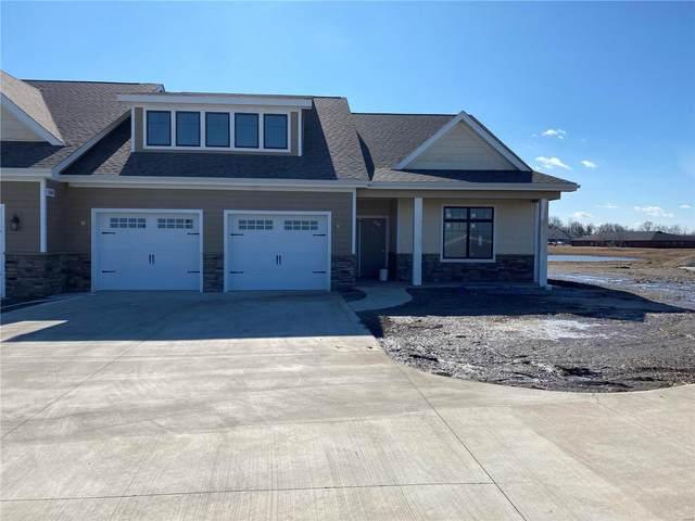 2050 Serenade Lane, Troy, IL 62294 (#20080900) :: Matt Smith Real Estate Group
