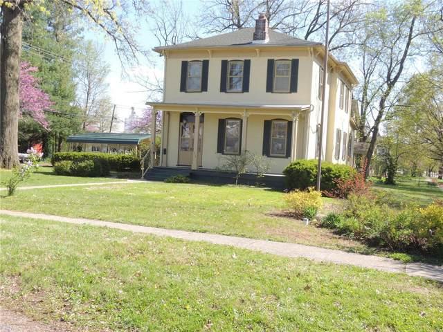 318 W Winter Avenue, Greenville, IL 62246 (#20080970) :: Parson Realty Group