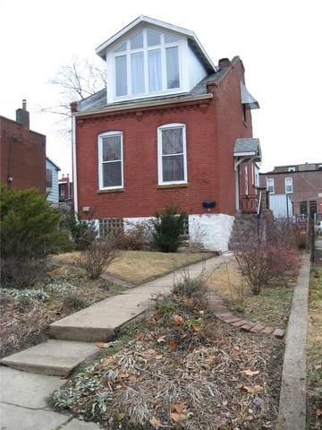 3742 Illinois Avenue, St Louis, MO 63118 (MLS #20081970) :: Century 21 Prestige