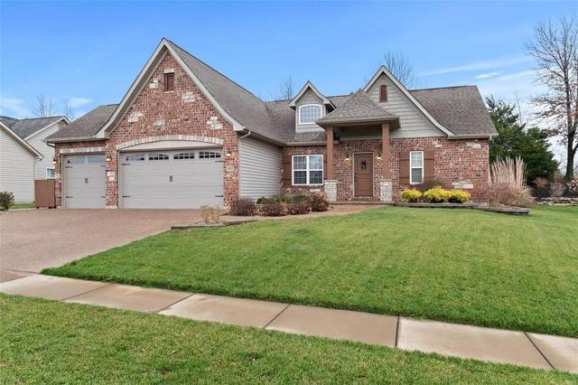 412 Cottage Grove Drive, Wentzville, MO 63385 (#20082022) :: Clarity Street Realty