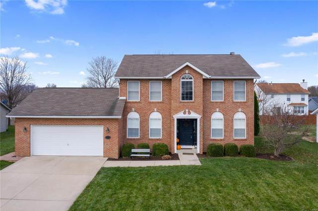 905 Augustana Way, Fairview Heights, IL 62208 (#20082374) :: Parson Realty Group