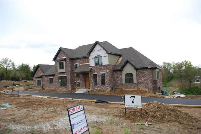 13714 Belcrest Court, Town and Country, MO 63131 (#20082862) :: Matt Smith Real Estate Group