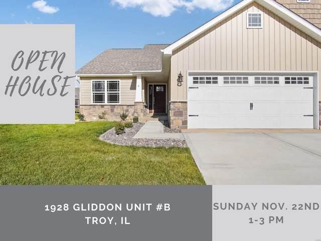 1928 Gliddon Boulevard B, Troy, IL 62294 (#20082936) :: Fusion Realty, LLC