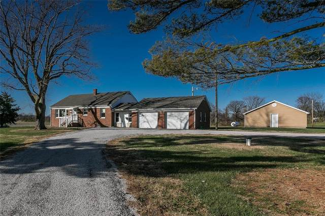 8963 Summerfield South, Mascoutah, IL 62258 (#20083612) :: Fusion Realty, LLC