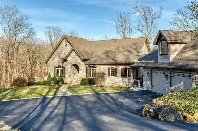 2307 Alpine Lake Drive, Innsbrook, MO 63390 (#20083664) :: Parson Realty Group