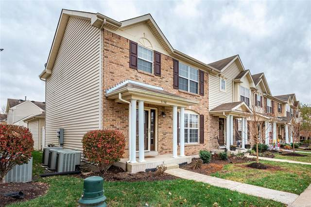 3138 Waterwheel Place, Saint Charles, MO 63301 (#20084385) :: The Becky O'Neill Power Home Selling Team