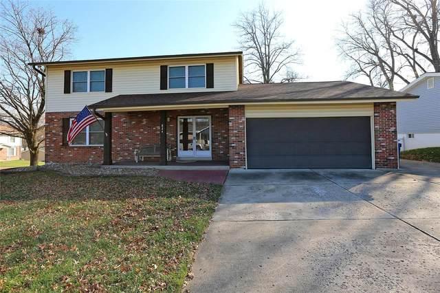 824 Woodside Lane, Saint Charles, MO 63301 (#20084670) :: PalmerHouse Properties LLC