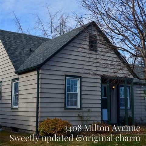 3408 Milton Drive, Alton, IL 62002 (#20087313) :: Parson Realty Group