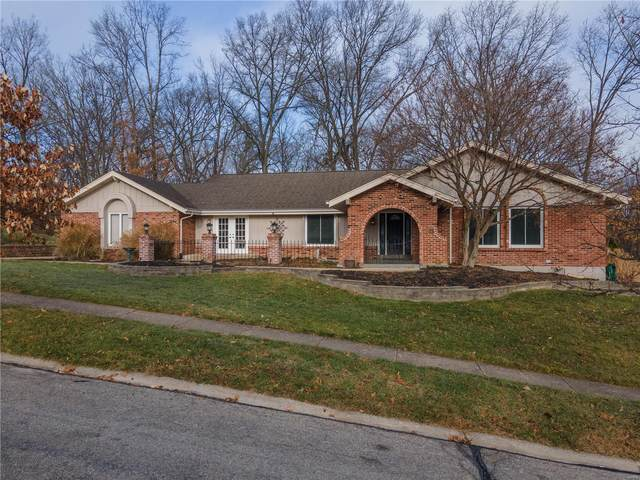 15109 Isleview Drive, Chesterfield, MO 63017 (#20088094) :: The Becky O'Neill Power Home Selling Team