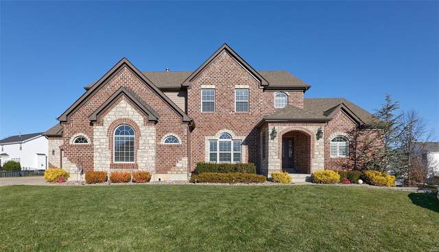 108 Sunnyside Estates Court, Dardenne Prairie, MO 63368 (#20088795) :: PalmerHouse Properties LLC